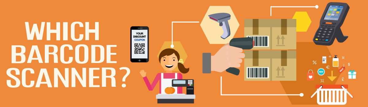 How To Select The Correct Barcode Reader Or Scanner For My PC Application